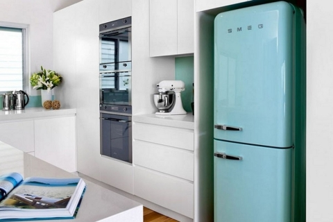 How to Match Appliances with Your Kitchen Theme Ideas Picture