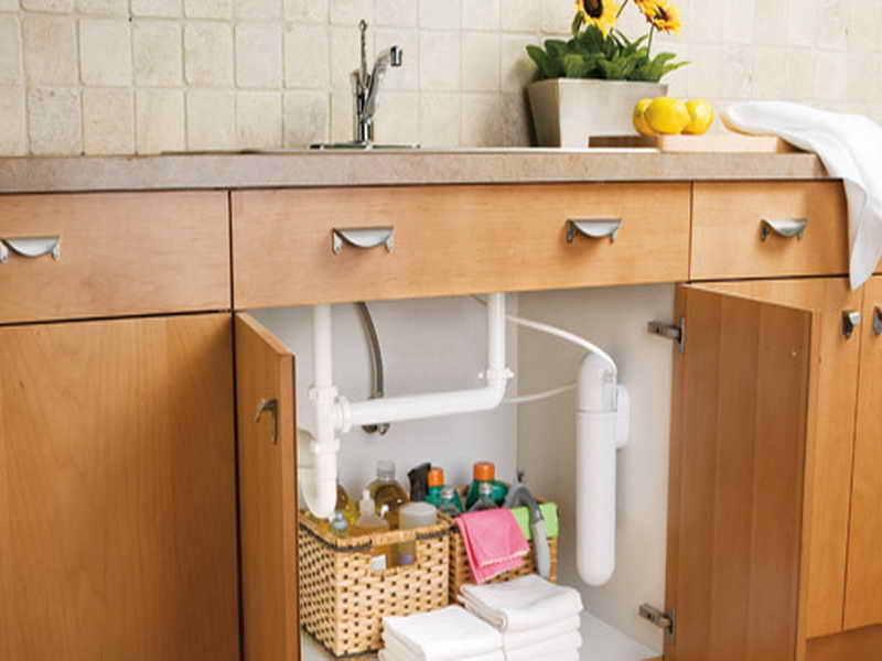 Elegant Keep Your Kitchen Modern And Practical With Under The Sink Water Filters Nice Design