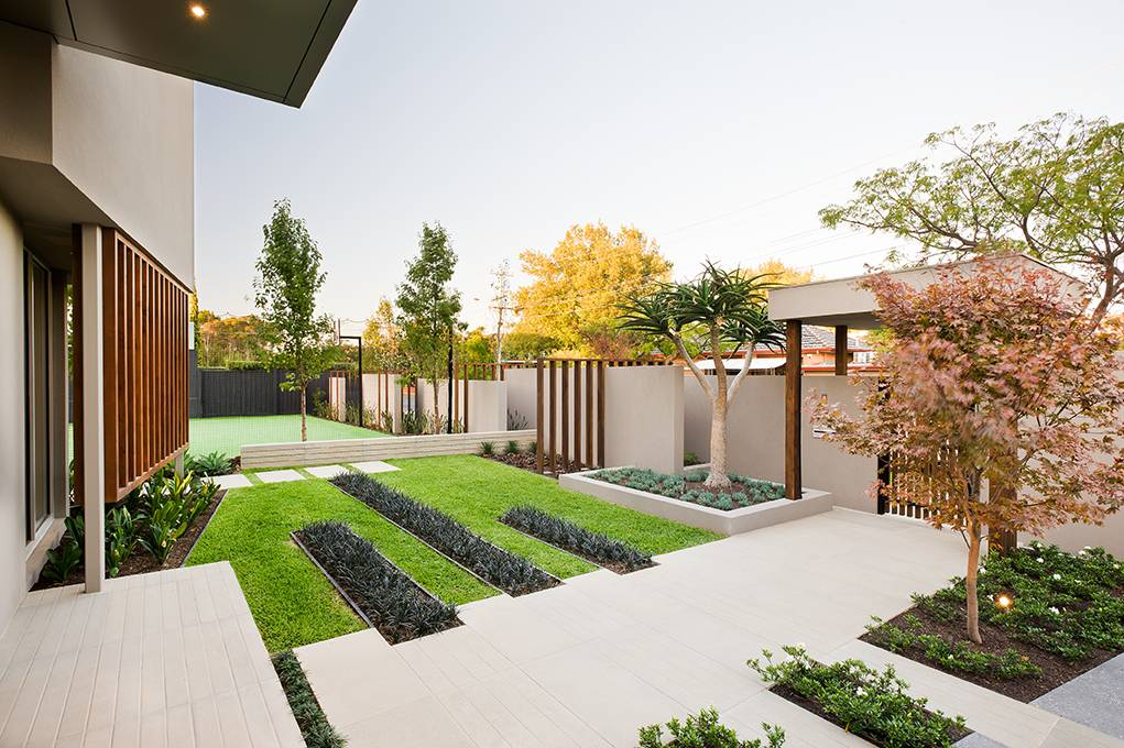The Secret to Designing Minimalist Gardens