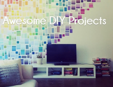 Ideas for Your Next DIY Home Decor Projects Picture