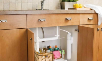 Keep Your Kitchen Modern and Practical with Under-the-Sink Water Filters