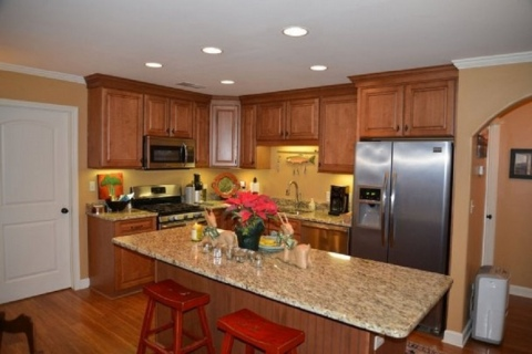 Maintain the Kitchen Furniture and Appliances with a Dehumidifier Picture